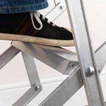 DOLLE Alufix Escalier escamotable 10 marches de la marque DOLLE image 3 produit
