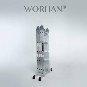 Echelle en aluminium prix : faites une affaire TOP 1 image 0 produit
