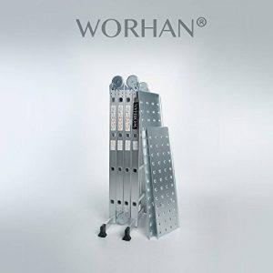Echelle en aluminium prix : faites une affaire TOP 2 image 0 produit