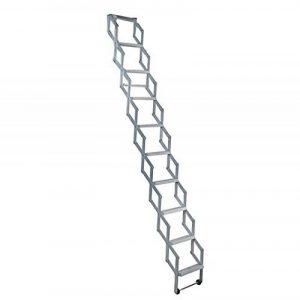 Échelle escamotable aluminium -> acheter les meilleurs produits TOP 10 image 0 produit