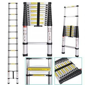 Échelle escamotable aluminium -> acheter les meilleurs produits TOP 8 image 0 produit