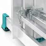 Echelle transformable aluminium; 3 plans et autostable de la marque Echelle Direct image 2 produit