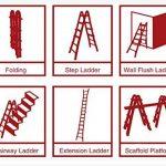 Escabeau télescopique escalier, votre comparatif TOP 1 image 6 produit