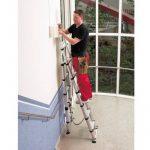 Escabeau télescopique escalier, votre comparatif TOP 2 image 4 produit