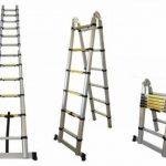 Escabeau télescopique escalier, votre comparatif TOP 4 image 2 produit