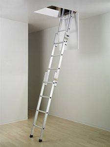 Escalier télescopique grenier votre top 12 TOP 0 image 0 produit