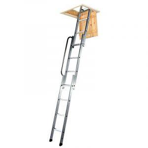 Escalier télescopique grenier votre top 12 TOP 1 image 0 produit