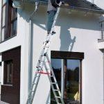 Hailo ProfiStep Échelle Charge maximale 150 kg Capacity Combination Ladder 2 x 6 échelons + 1 x 5 échelons de la marque Hailo image 1 produit