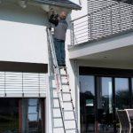 Hailo ProfiStep Échelle Charge maximale 150 kg Capacity Combination Ladder 2 x 6 échelons + 1 x 5 échelons de la marque Hailo image 2 produit