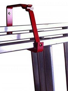 Ladders-Online Fixations murales pour échelle Permettent de conserver une échelle en sécurité Pour la plupart des échelles doubles ou triples de la marque Inconnu image 0 produit