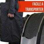 Linxor France Échelle Télescopique Pro en Aluminium anodisé avec Housse de Transport et gants de maintien - Norme EN131 (3,80m) de la marque Linxor image 6 produit