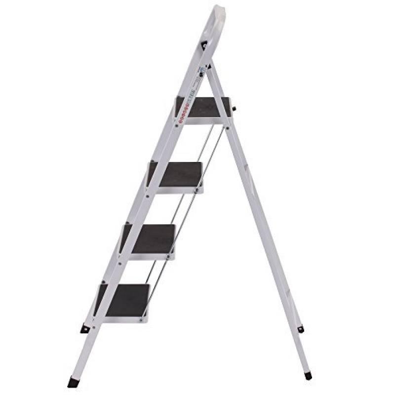 VonHaus /Échelles deux /étages portable repliable Ultra R/ésistante