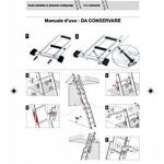 meilleur comparatif : Escalier alu escamotable TOP 0 image 6 produit