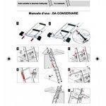 Votre meilleur comparatif : Echelle alu télescopique TOP 0 image 6 produit