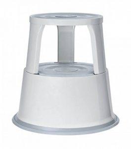 Wedo 212137 Tabouret marchepied mobile en métal Gris lumière de la marque Wedo image 0 produit