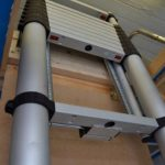 Youngman 3010012,9m/9.51ft échelle escamotable télescopique en aluminium de la marque Youngman image 2 produit
